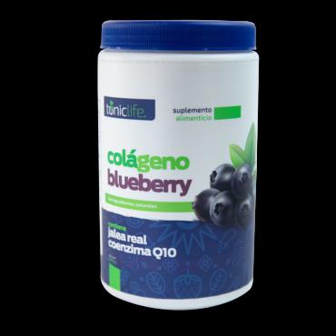 Colágeno blue berry